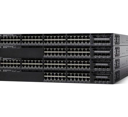 WS-C3650-24TS-L Cisco 3650 24 Port