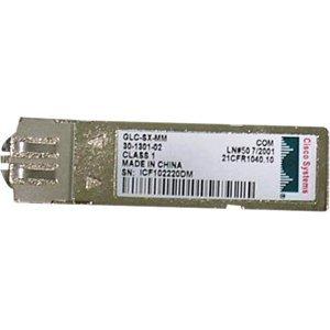 Cisco GLC-SX-MM GE SFP, LC Connector SX Transceiver Ref