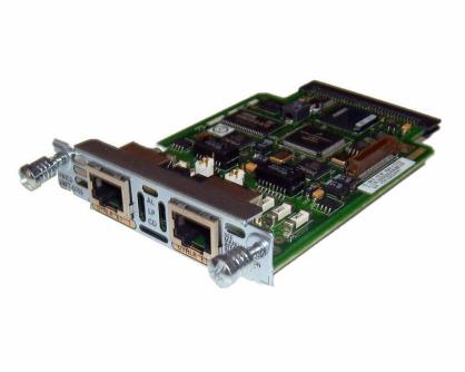 Cisco VWIC2-2MFT-G703 2 Port Multiflex Trunk