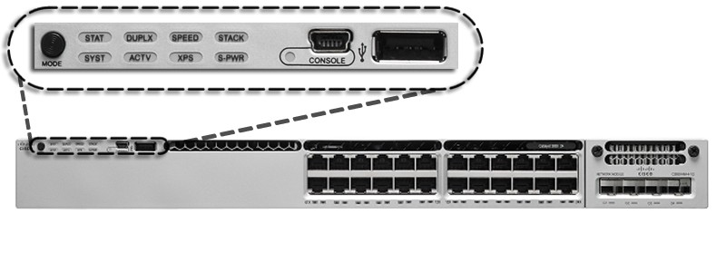 New Ws C3850 24t E Cisco Catalyst 3850 24 Port Data