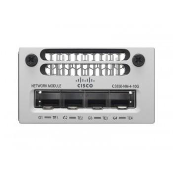 New C3850-NM-4-10G Cisco 3850 Series Network Module