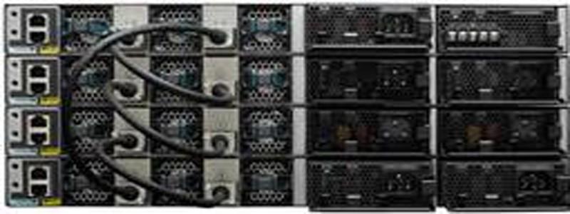 New WS-C3650-48PS-E Cisco Catalyst 3650 48 Port
