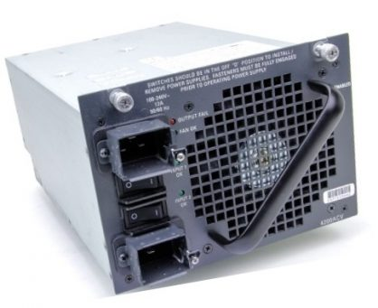 Cisco PWR-C45-4200ACV PoE Power Supply for the Catalyst