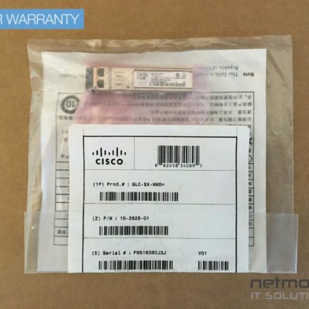 New Sealed Original Cisco GLC-SX-MMD SFP GBIC