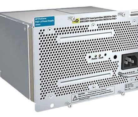 Used HP J9306A Procurve 1500W PoE