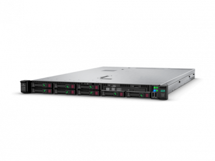HPE ProLiant DL360 Gen10 server with one Intel® Xeon®