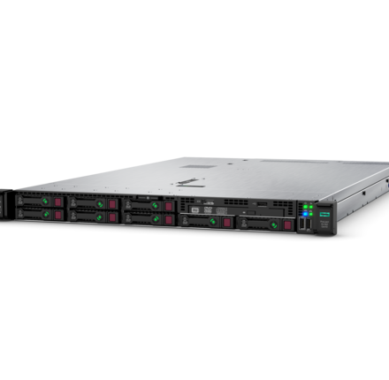 HPE ProLiant DL360 Gen10 server with one Intel® Xeon®