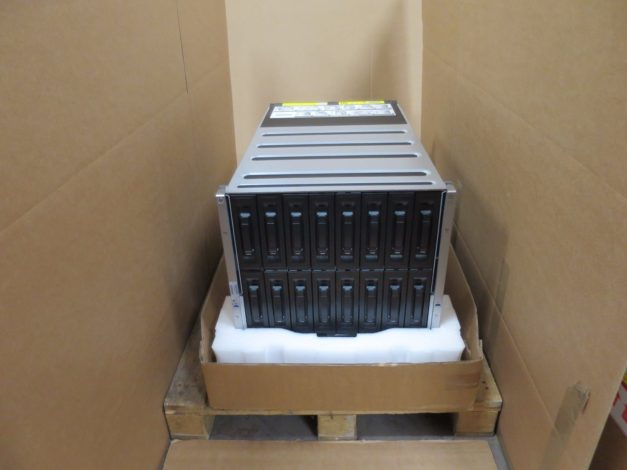 HP BladeSystem c7000 Enclosure w/fans and power + 16xBL460c G6 CTO Server Blades
