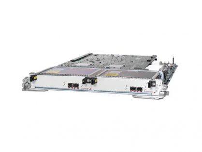 CISCO A9K-4T16GE-SE 4X10GE / 16X1G COMBO LINE CARD 40G SERVICE EDGE OPTIMIZED