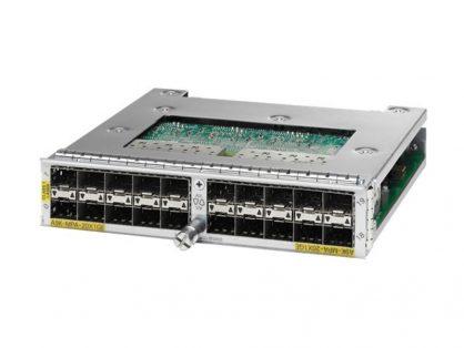 Cisco A9K-MPA-20X1GE Module 20-port 1-Gigabit Port Adapter