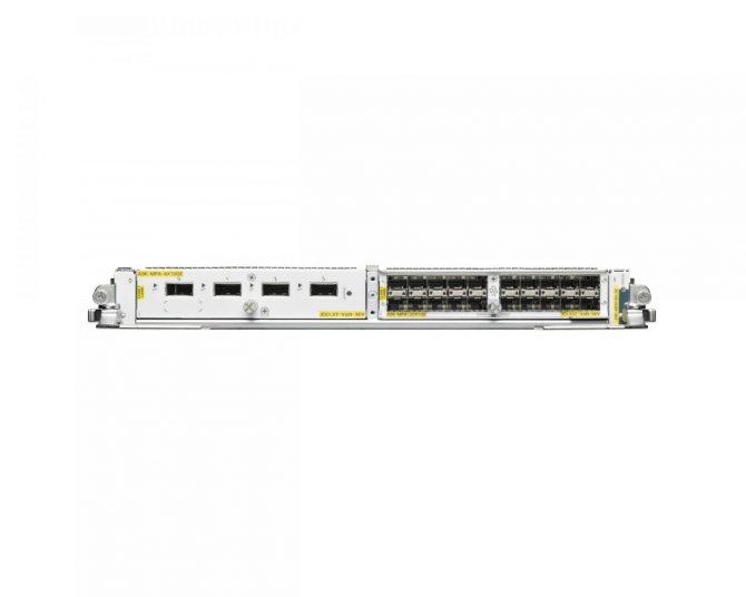New Cisco A9K-MPA-4X10GE Module 4-port 10-Gigabit Port Adapter ASR 9000