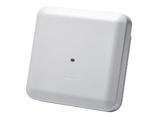 CISCO CAPITAL AIR-AP3802I-B-K9 ACCESS POINT AIRONET 3802I 802.11AC 5.2 GBPS