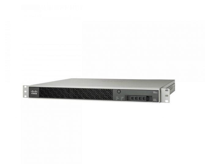 NEW Cisco ASA5515-SSD120-K9 ASA 5515-X Security Firewall w/ 6GE Data SSD 120 GB