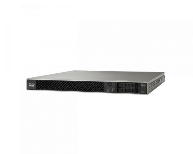 New Cisco ASA5555-FPWR-K9 Adaptive Security Appliance FirePOWER Firewall