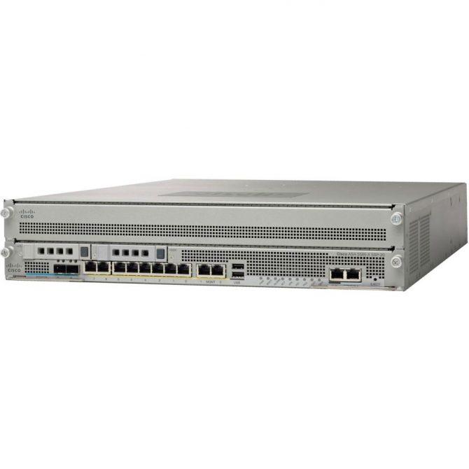 CISCO ASA5585-S60F60-K9 ASA 5585-X SSP-60 FIREPOWER SSP-60