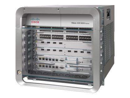 CISCO ASR-9006-DC-V2 ASR 9006 DC CHASSIS WITH PEM VERSION