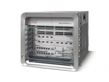CISCO ASR-9904-AC 2X A9K-RSP880-SE W/A9K-4X100GE-SE A9K-MOD400-SE MORE