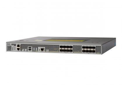 CISCO ASR1001-HX 2AC SLASR1-AES FLSA1-HX-2X10GE