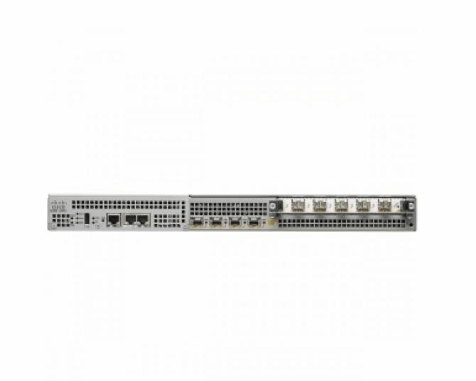 New Cisco ASR1001 Aggregation Services Router 4 Port GigE Dual ASR1001-PWR-AC