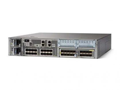 NEW CISCO ASR1000 ASR1002-HX ROUTER 4X10GE+4X1GE 2AC POWER SUPPLIES