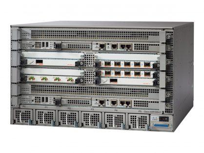CISCO ASR1006-X ASR ROUTER ASR1000-RP2 ASR1000-ESP40 ASR1000-SIP40