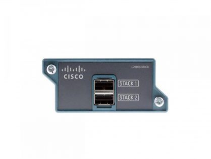 NEW CISCO C2960X-STACK Flexstack Stacking Module w/ CAB-STACK Cable
