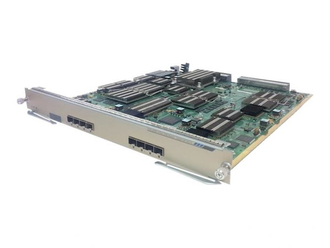 NEW CISCO C6800-8P10G CATALYST 6800 8-PORT 10GE WITH INTEGRATED DFC4