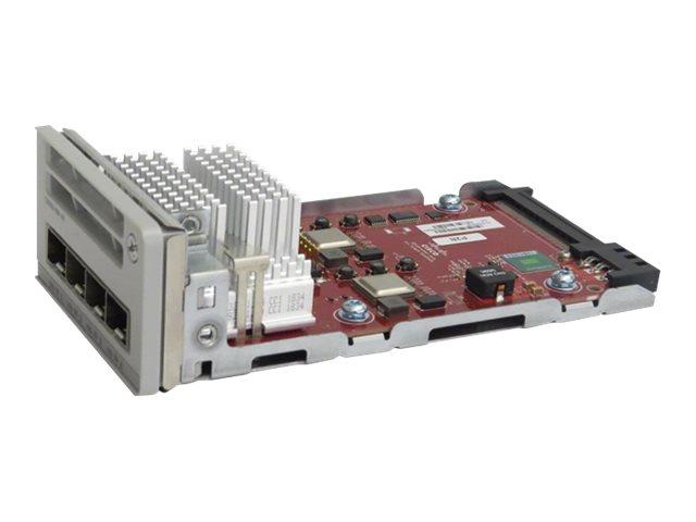 C9200-NM-4X CISCO CATALYST 9200 4-PORT 10GB NETWORK MODULE