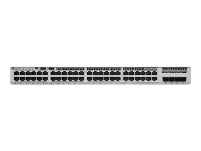 NEW C9200L-48P-4G-E CATALYST 9200L48-PORT POE+ 4X1G UPLINK SWITCH NETWORK ESSENT