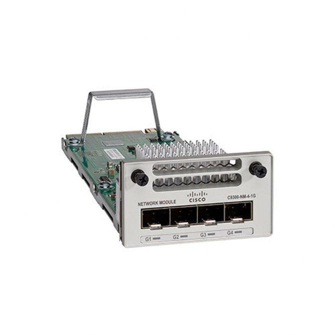 Cisco C9300-NM-4M