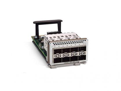 CISCO C9500-NM-8X NETWORK MODULE 8-PORT 1/10 GIGABIT SFP/SFP+ 9500 SERIES