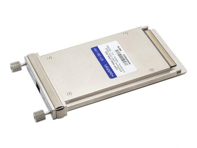NEW CISCO CFP-40G-LR4 40GBASE-LR4 CFP TRANSCEIVER
