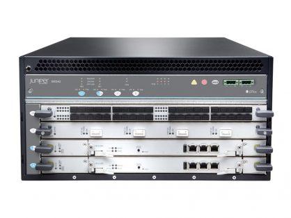 JUNIPER CHAS-BP-MX240 2X SCBE2-MX960 | 2X RE-S-1800X4-16G | 1X MPC-3D-16XGE