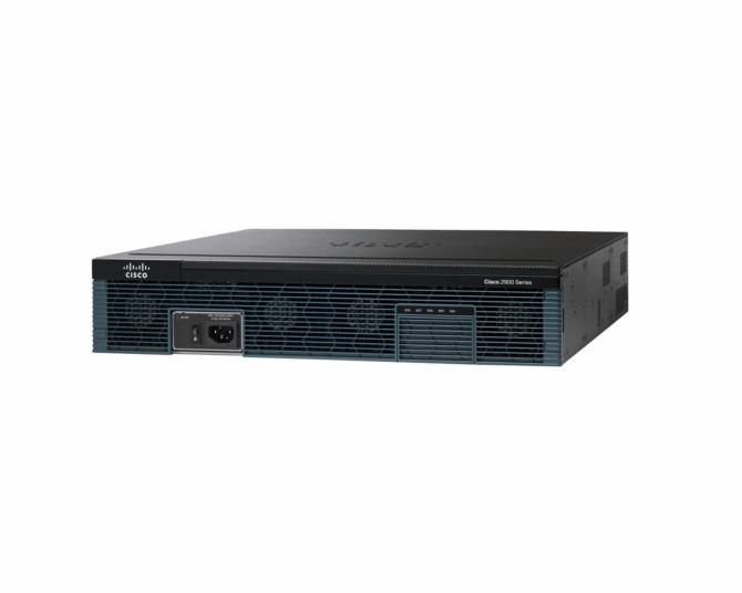 NEW CISCO2921/K9 3 Port Gigabit Wired IP Base Router Cisco 2921