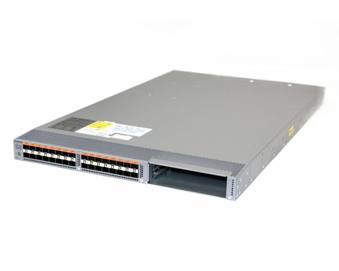 Cisco Nexus N5K-C5548UP-FA 32 Unified Ports Front-to-Back 5548 Dual 750WAC