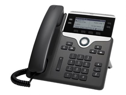 NEW CISCO CP-7841-K9 VOIP IP LCD DISPLAY PHONE 7841 QTY