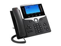 NEW CISCO SYSTEMSCP-8841-3PCC-K9 IP PHONE W/ MPP MULTIPLATFORM FIRMWARE