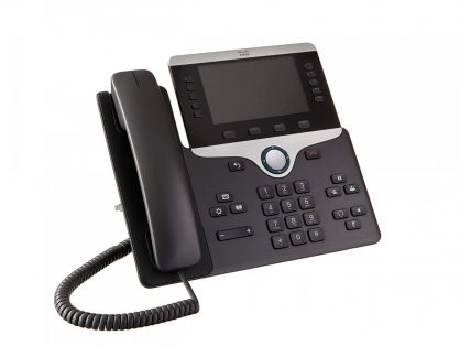 NEW Cisco CP-8841-K9 VoIP IP PoE Color LCD Display Phone
