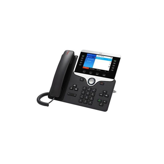 CISCO SYSTEMS EXCESS CP-8851-3PCC-K9 IP PHONE W/ MPP MULTIPLATFORM FIRMWARE