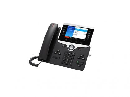 NEW CISCO 8861 GIGABIT IP PHONE 3RD PARTY CALL CONTROL - CP-8861-3PCC-K9