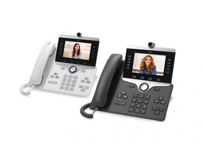 CISCO CP-8865-K9 VOIP IP POE COLOR LCD DISPLAY GB PHONE 8865