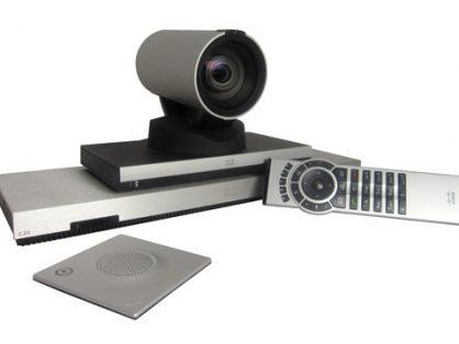 NEW CISCO CTS-MX700D-2CAM-K9 TELEPRESENCE MX700 VIDEO CONFERENCE KIT