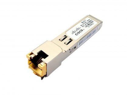 New Cisco GLC-T 1000Base-T SFP Transceiver Module