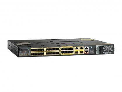 NEW Cisco IE-3010-16S-8PC Ethernet Switch - 16x FE SFP Ports 8x PoE 2x Dual GE