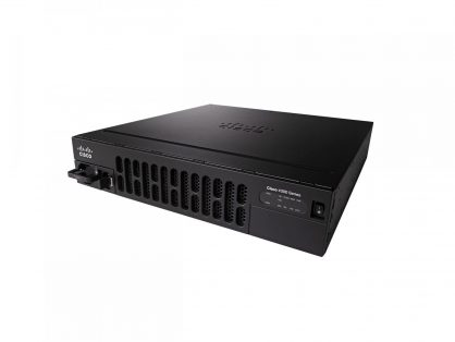 New CISCO ISR4351-SEC/K9 ISR 4351 Security GE PoE Router - SmartNet Ready