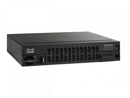Cisco ISR4451-X/K9 V06 ISR 4451 PoE 4 Port Wired Router