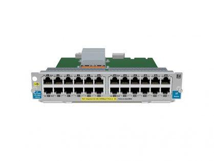 NEW HP 20-PORT GIG-T POE+/2-PORT SFP+ V2 ZL MODULE (J9536A)