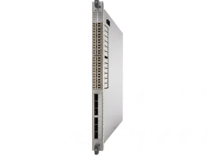 JUNIPER NETWORKS MPC5EQ-40G10G-RB 6-PORT 40GBE EXPANSION MODULE