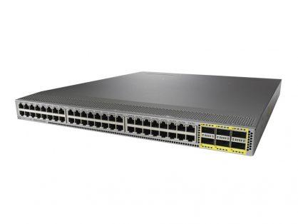CISCO N3K-C3172TQ-XL NEXUS 48 10GBASE-T RJ-45 AND 6 QSFP+ PORTS