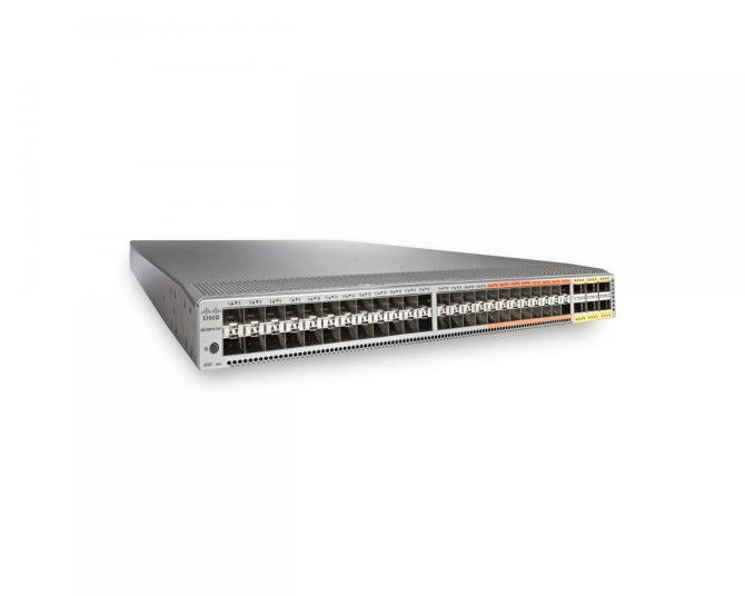 Cisco N5K-C5672UP 32-Port 10Gbps SFP+, 16 Unified Ports, 6-Port QSFP Switch